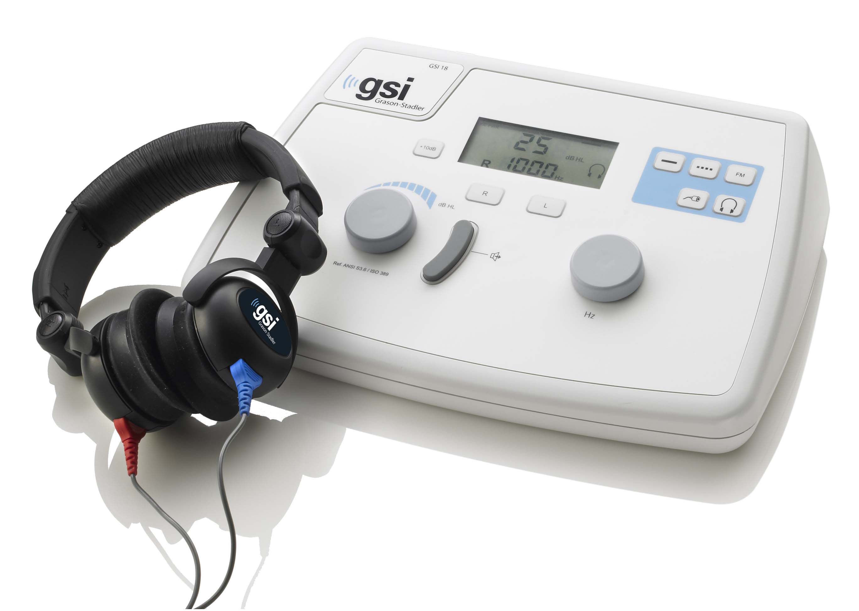 GSI 18 Manual Audiometer